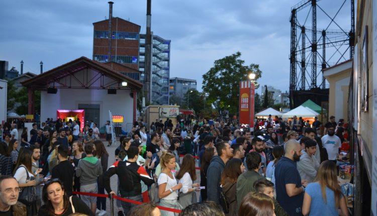 ΓαστριΜάης: η Αθήνα λατρεύει να τρώει …στους δρόμους & τις πλατείες I