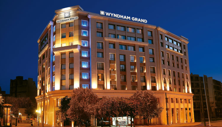 DAIKIN:Εξοπλίζει το ξενοδοχείο Wyndham Grand Athens