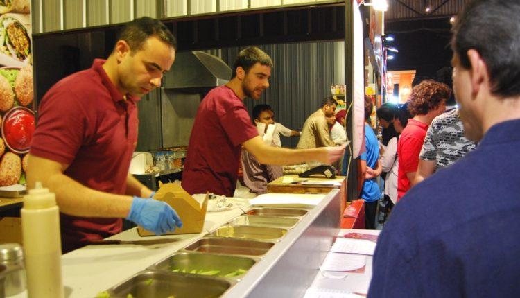 Σύγχρονο street food & η δυναμική του …δρόμου