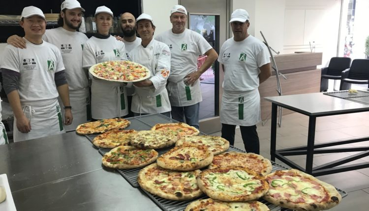 Accademia Pizzaioli: πλούσιο εκπαιδευτικό έργο