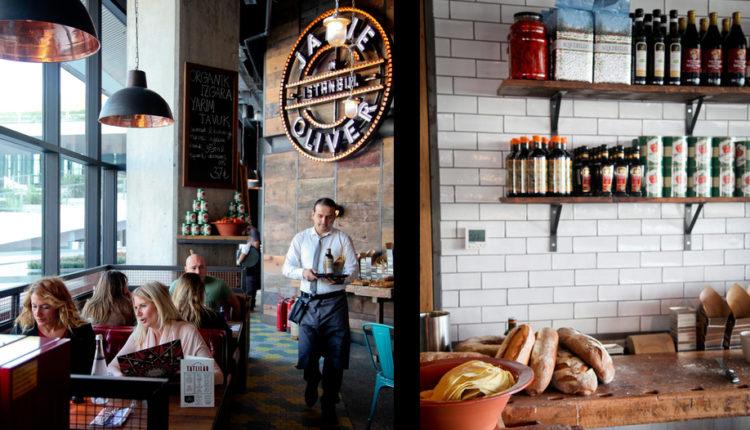 Κλείνει το εστιατόριο του Jamie Oliver στην Κωνσταντινούπολη