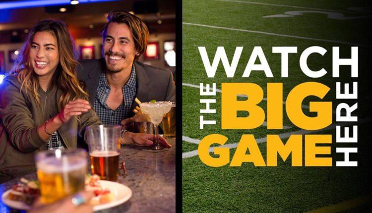 Big Game στο Hard Rock Cafe Athens στις 4 Φλεβάρη