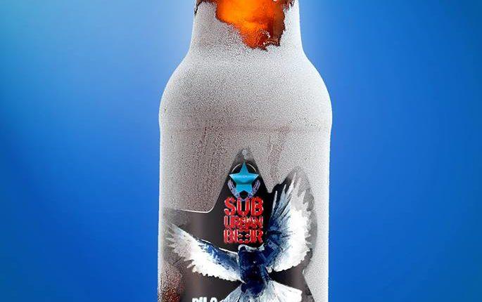 Μπίρα προαστίου, νερό απ΄ τον Ερύμανθο