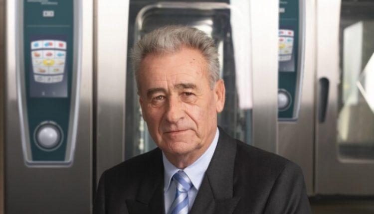 «Έφυγε» ο Siegfried Meister, ιδρυτής της Rational
