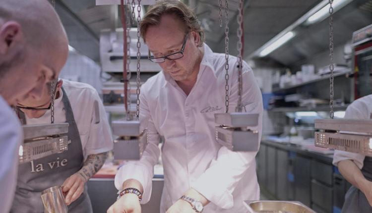 Ο Thomas Bühner μαγειρεύει στη Σπονδή 10 & 11 Φεβρουαρίου