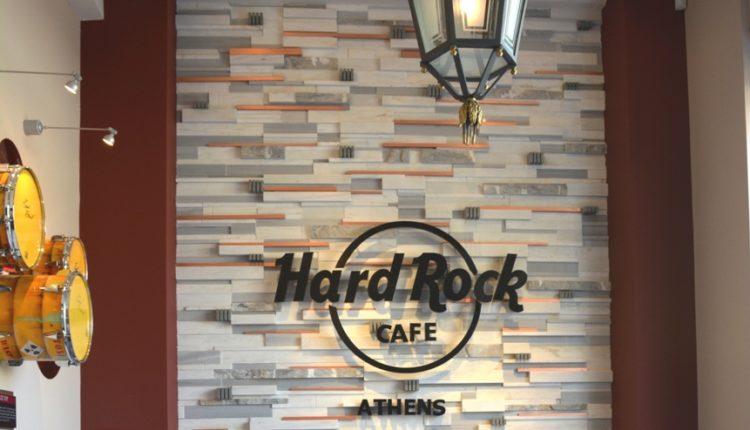 Θα 'ροκάρει' και φέτος το Hard Rock Cafe Athens