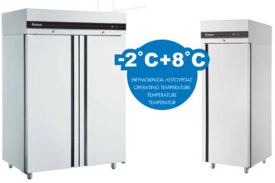 Θάλαμοι Συντήρηση της ΙΝΟΜΑΚ Refrigerators στους -2 βαθμούς Κελσίου