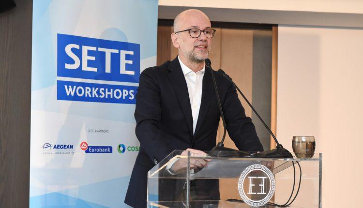 Πρωτοβουλία ΣΕΤΕ για τουρισμό και γαστρονομία