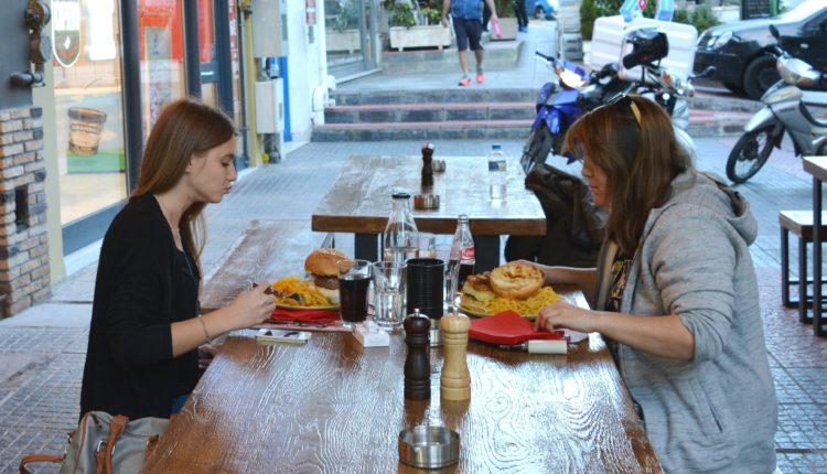 Υγιεινή και ζάχαρη απασχολούν τους πελάτες εστιατορίων