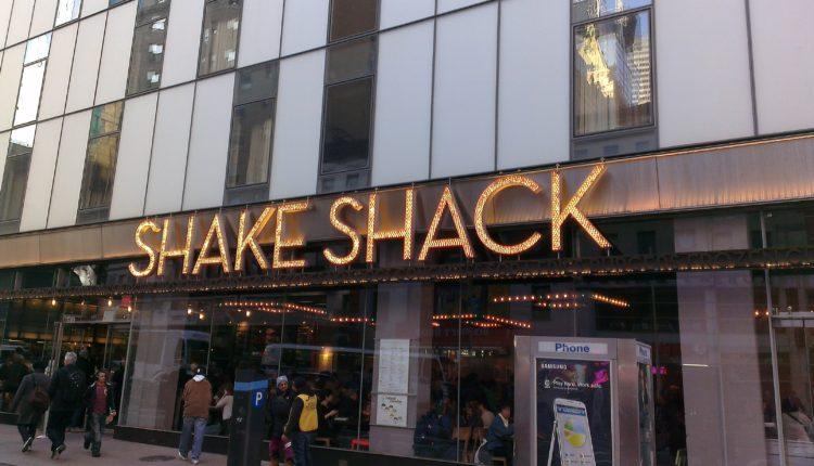 Συμφωνία delivery Shake Shack & Postmates