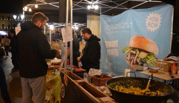 Χωρίς 'εκπλήξεις' το Athens Edition του Θεσσαλονικιώτικου street food