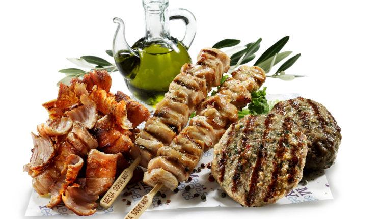 Μεσογειακή Σειρά Προϊόντων από την Megas Yeeros