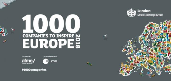 Megas Yeeros: στις 1.000 ταχύτερα αναπτυσσόμενες εταιρείες στην Ευρώπη