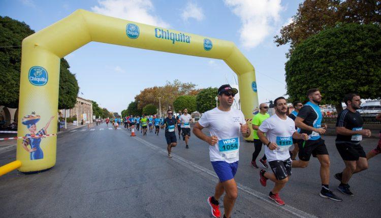 Η Chiquita υποστήριξε τους αγώνες Run Greece