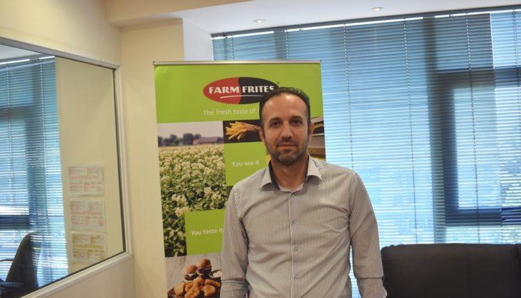 Αντ. Συριόπουλος (Farm Frites):  Δημιουργούμε υπεραξία στη μάρκα μας