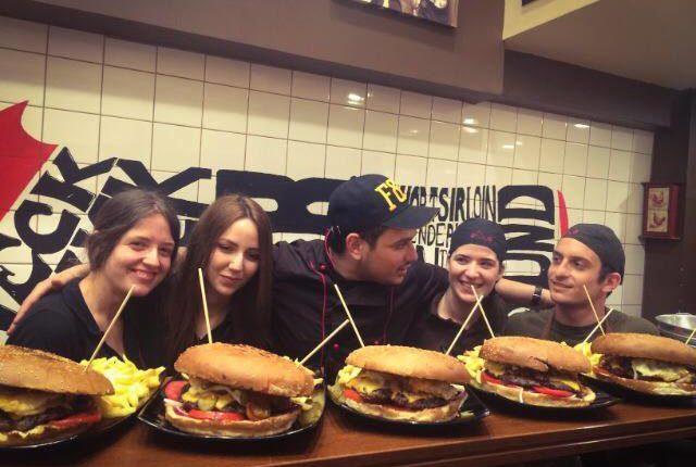 Νέο Butcher's Burger στο Σύνταγμα