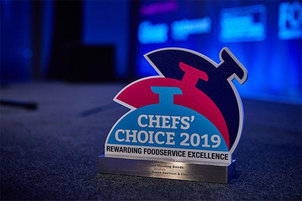 Βράβευση της Μegas Υeeros στα «Chef's Choice Awards »
