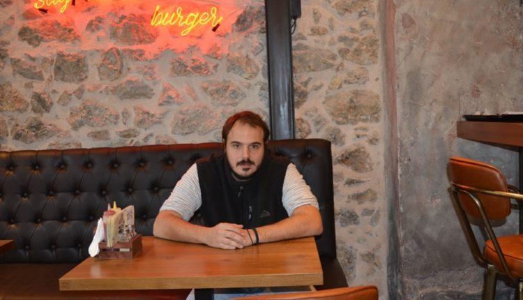 Μ. Παρτσαλάκης [Jazz Burger Bar]:«Πιστεύω στις συνεργασίες»