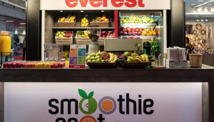 Τα everest στο Vegan Corner του Healthy Life Festival