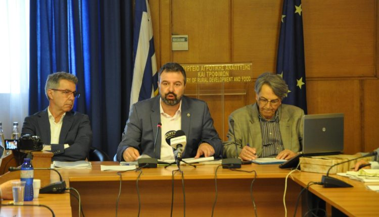 """Αραχωβίτης: """"Στόχος μας είναι η προστασία του ελληνικού γύρου"""