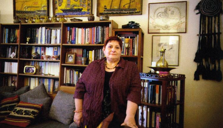 Σούλα Μπόζη: παρουσιάζει  βιβλίο της στις 3/6 (Ιανός, 20.30)