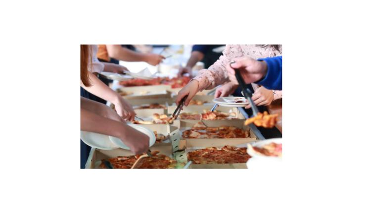 H Pizza Fan για τα παιδικά πάρτι