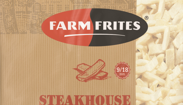 Farm Frites: Νέες νωπές πατάτες 26 ημερών