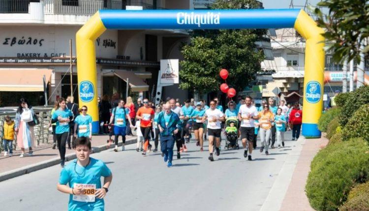 Σε ρυθμούς Run Greece η μπανάνα Chiquita