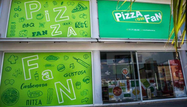 Άνοιξε το δεύτερο κατάστημα Pizza Fan στην Κύπρο