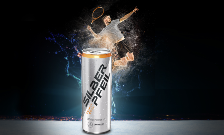 Technotel Group : Λάνσαρε το energy drink Silberpfeil
