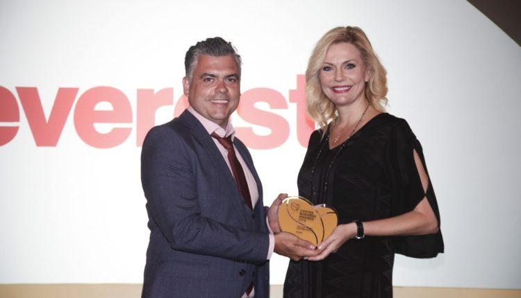Εverest: 5 διακρίσεις στα Coffee Business Awards 2019