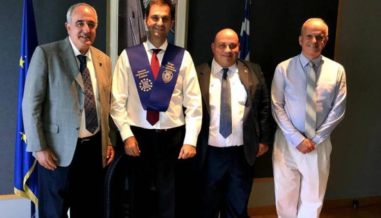 CEUCO: συνάντηση με Θεοχάρη για γαστροτουρισμό