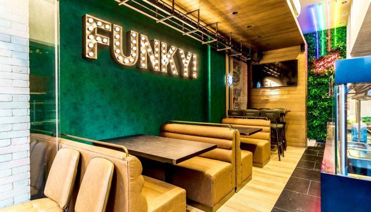 Νέο Funky Burger στη Θεσσαλονίκη