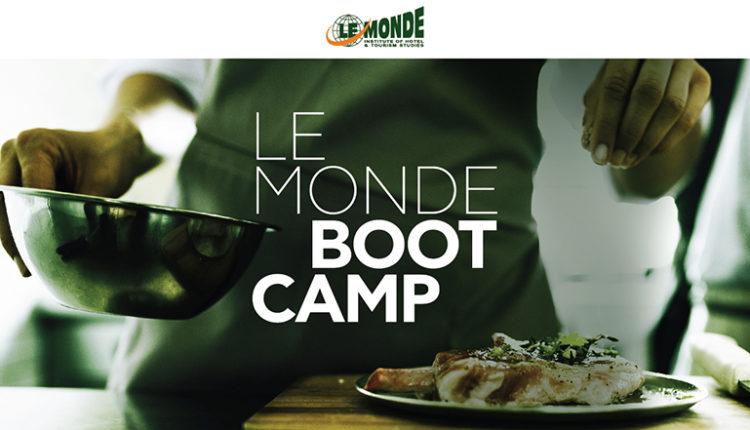 LE MONDE Bootcamp September Edition