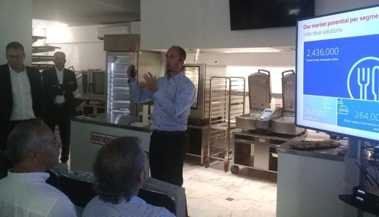 Alexander Wimmer [Rational]: Η ψηφιοποίηση στην κουζίναΘα αυξηθεί
