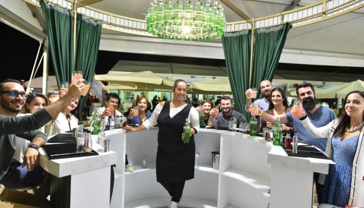 World Class Fine Drinking στο Taste of Athens