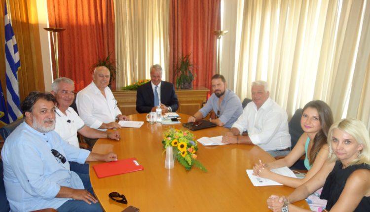 Συνάντηση Βορίδη- ΕΔΟΚ για συνεταιρισμούς & Διεπαγγελματικές