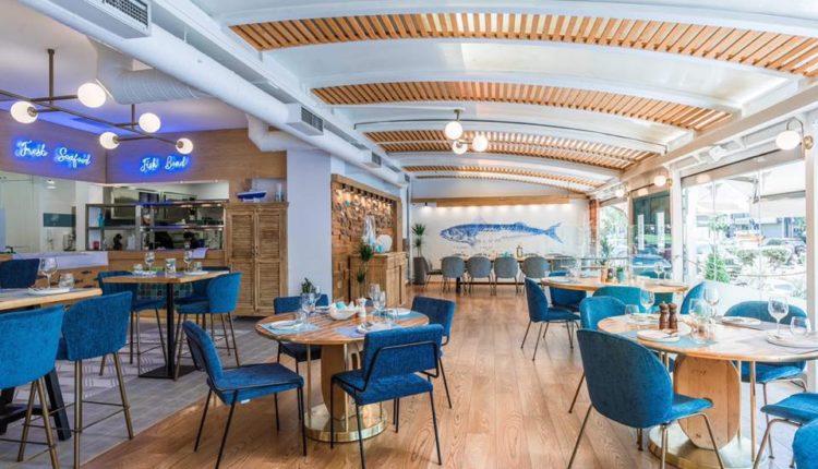 Μενού δύο ατόμων με 34,90 ευρώ στο Asterias Seafood