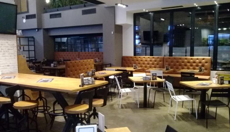 Νέο Burger Joint, στη Νέα Σμύρνη