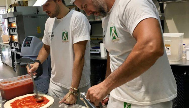 Έρχεται ο Fabrizio Iacovella για σεμινάριο πίτσας στην Ελλάδα