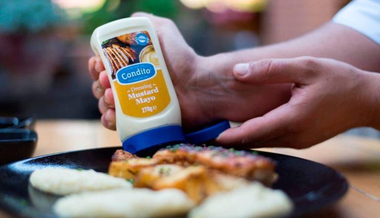 Διάκριση για τη Mustard & Mayo Sauce της Condito