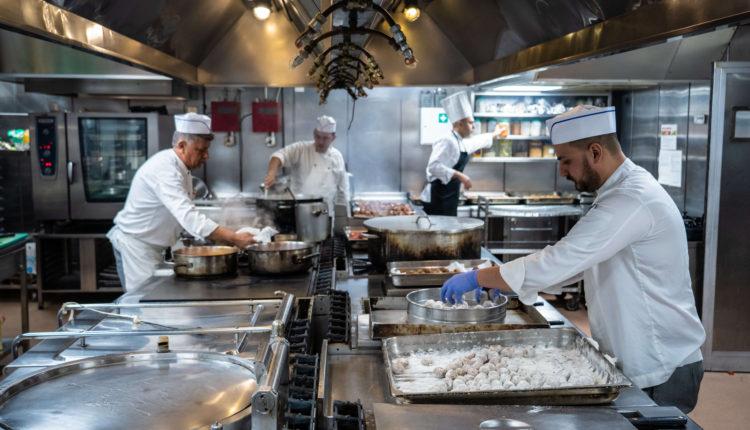 WWFHotel Kitchen: Εδώ το φαγητό έχει αξία