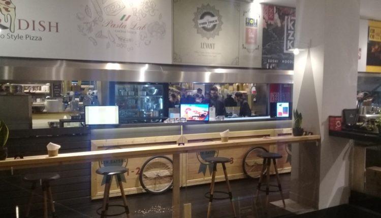 Ξεκίνησε και πάλι το food court Str.Eaters στην Πλ. Καρύτση