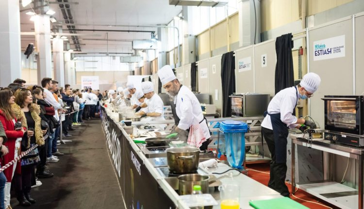Ολοκληρώθηκε ο 1ος Μεσογειακός Διαγωνισμός Μαγειρικής