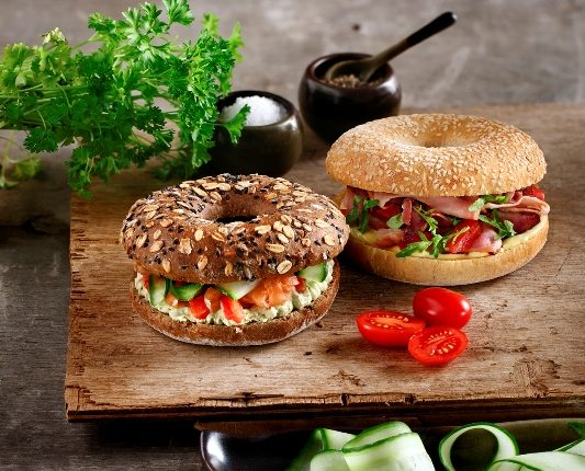 Select: Κουλούρι Sandwich- Γεύσεις Μπροστά!