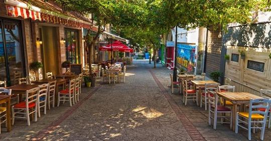 Κλείνουν καταστήματα εστίασης στην Κοζάνη