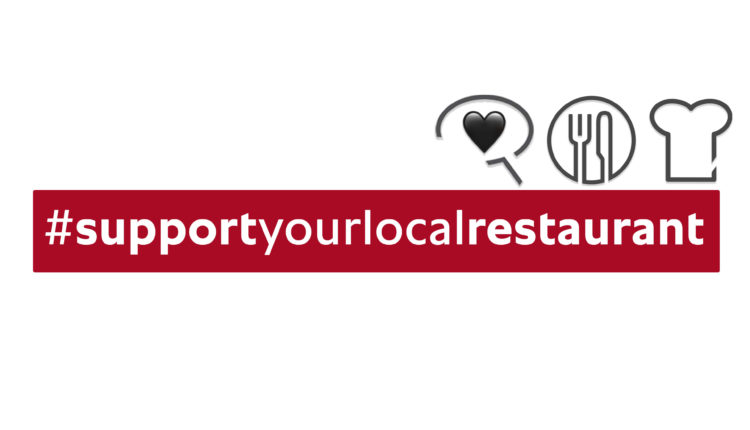 COVID-19 Effect| «Support your local Restaurant»