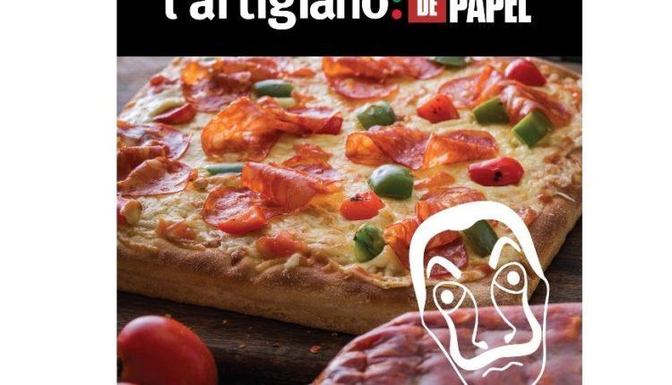Διαγωνισμός L'artigiano de Papel!