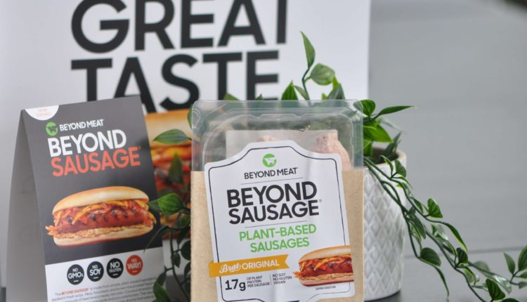 H Foodleco λάνσαρε το Beyond Meat Sausage_Original brat