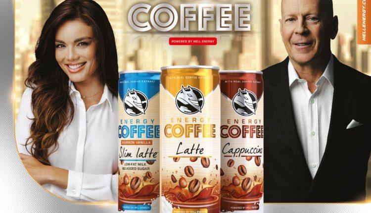 Νέο διαφημιστικό  HELL ENERGY με τον Bruce Willis